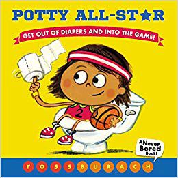 Cover of Potty All-Star by Burach