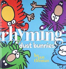 Rhyming Dust Bunnies book cover