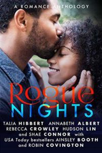 cover of rogue nights