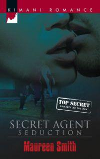 Secret Agent Seduction cover
