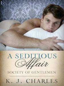 a seditious affair by kj charles