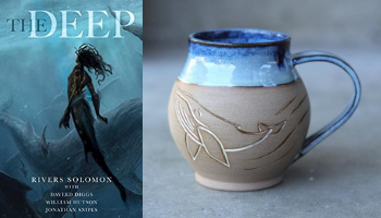 The Deep mug from Books And The Perfect Coffee Mugs To Go With Them | bookriot.com