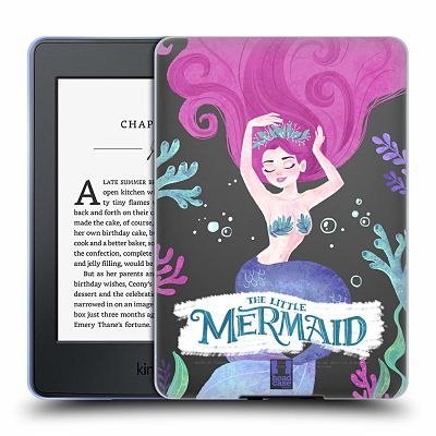 The Little Mermaid hard case kindle cover
