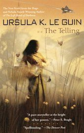 Cover of The Telling by Le Guin