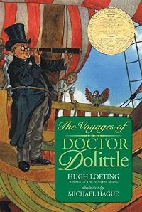 The Voyages of Doctor Dolittle Book Lover