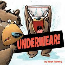 Underwear book cover