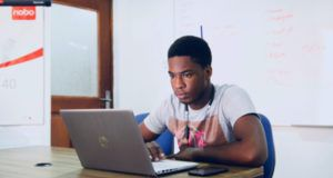 Laptop Book Blogging