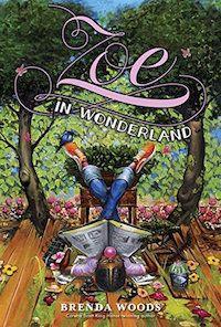 Zoe in Wonderland Book Cover
