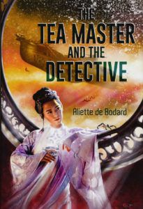 The Tea Master and the Detective cover