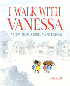 I Walk with Vanessa cover