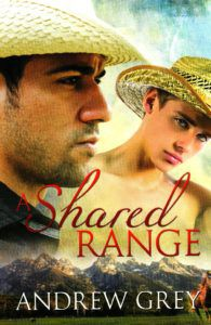 A Shared Range book cover
