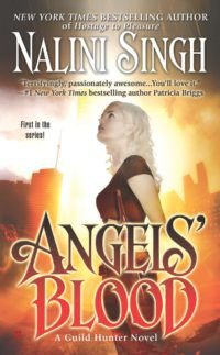 Angels' Blood book cover