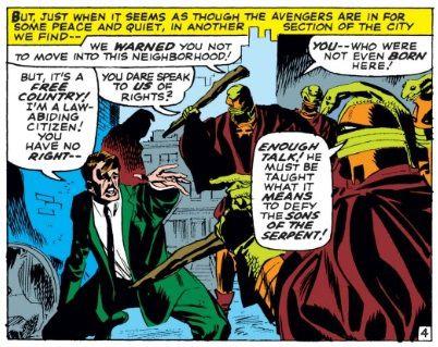 Avengers #32