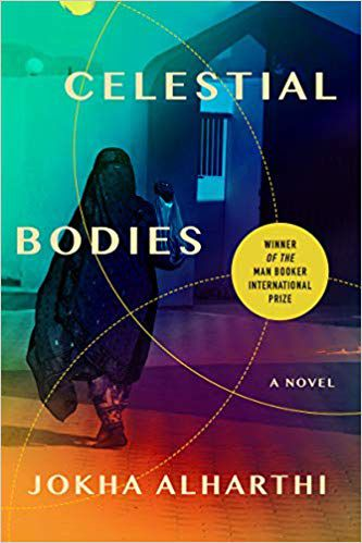 cover image of Celestial Bodies by Jokha Alharthi