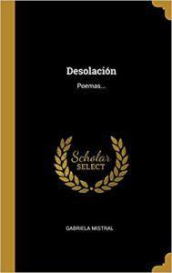 Desolacion Book Cover