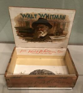 Whitman cigar box