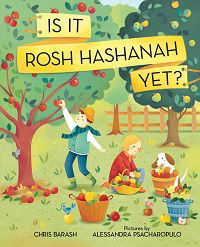Is It Rosh Hashanah Yet_Barash