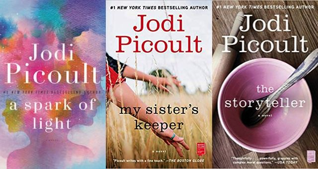 The Best Jodi Picoult Books 3 Reading Pathways Book Riot