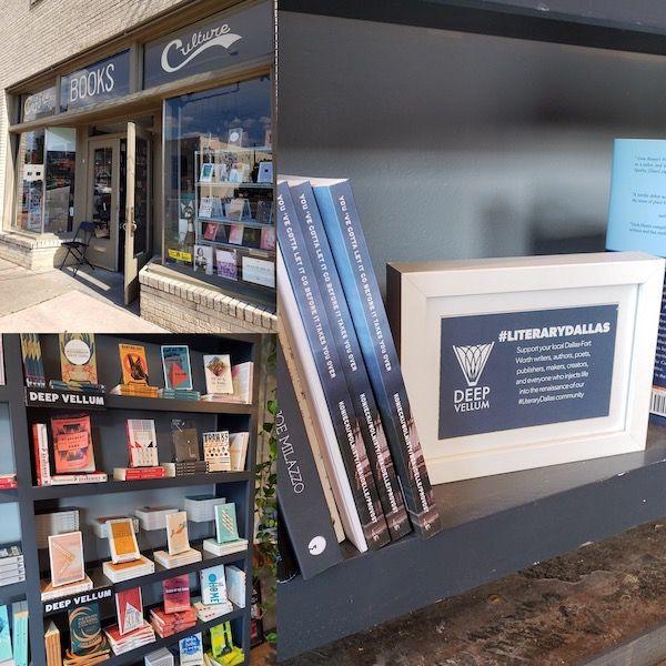 Dallas Literary Scene: Deep Vellum Books