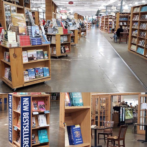 Dallas Literary Scene: Half Price Books Flagship Store