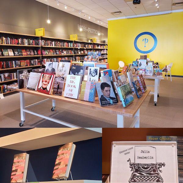 Literary Dallas Scene: Interabang Books