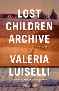Lost children archive cover