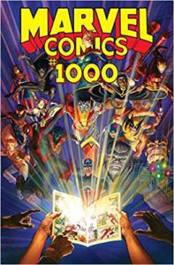 Marvel comic #1000
