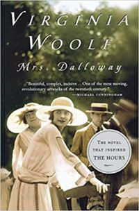 Mrs. Dalloway by Virginia Woolf cover