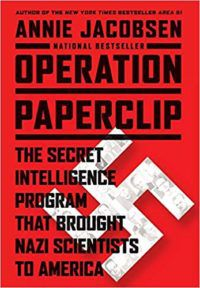 Operation Paperclip by Annie Jacobsen cover