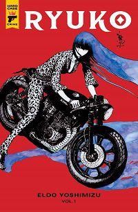 Ryuko volume 1 cover - Eldo Yoshimizu