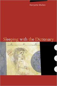 Sleeping with the Dictionary by Harryette Mullen cover