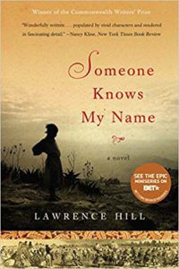 Someone Knows My Name Book Cover