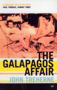 The Galapagos Affair book cover