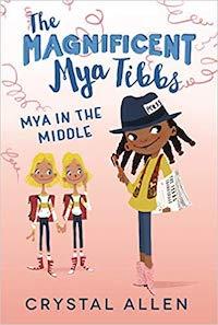 O magnífico Mya Tibbs: Mya no meio
