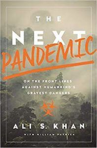 cover of The Next Pandemic by Ali S. Khan
