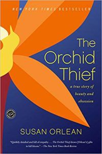 The Orchid Thief by Susan Orlean cover