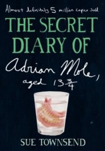 The Secret Diary of Adrian Mole, Aged 13 3/4 cover