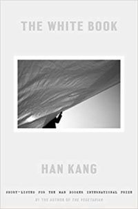 The White Book by Han Kang cover