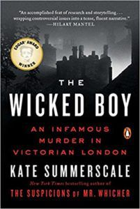 The Wicked Boy book cover