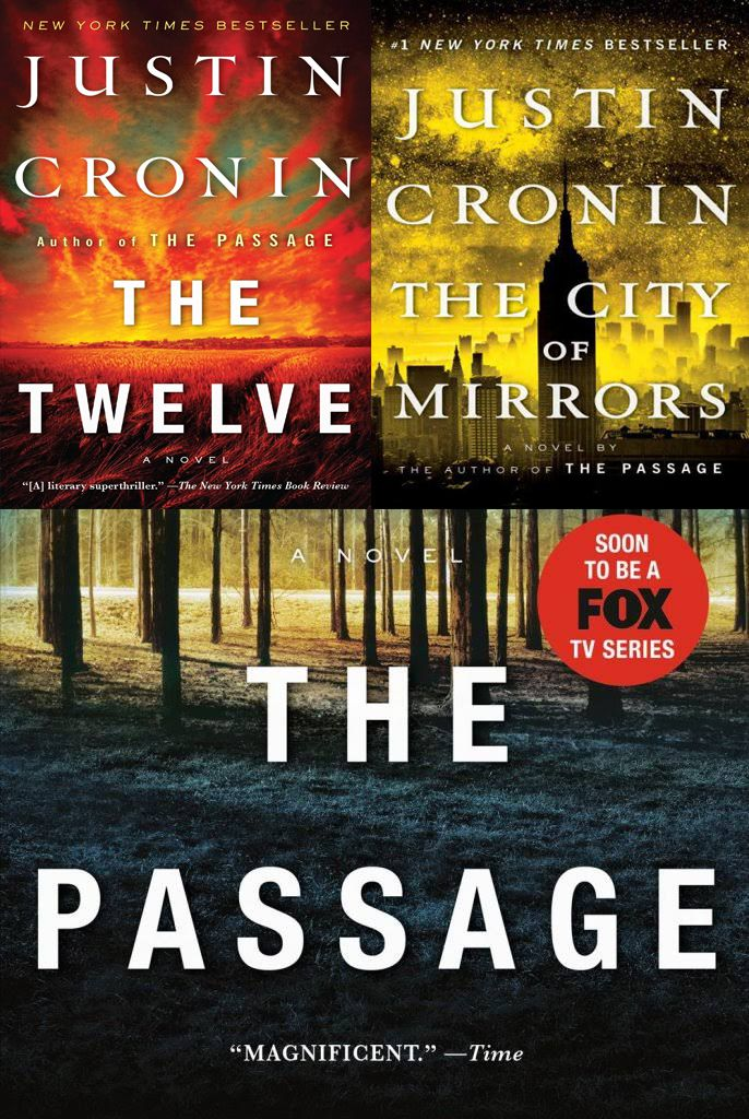 the passage book cover