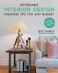 Affordable Interior Design Book Cover