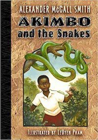 Akimbo and the Snakes book cover