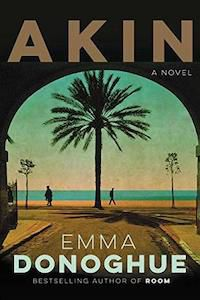 Akin by Emma Donoghue book cover