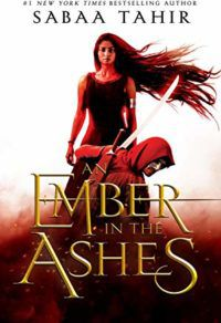 book cover an ember in the ashes
