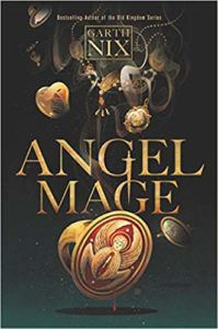 angel mage book cover
