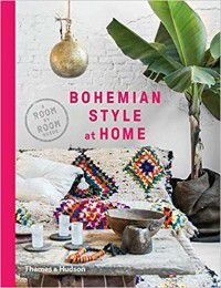 Bohemian Style at Home Book Cover