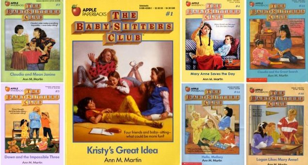 Thirty-Plus Years After KRISTY'S GREAT IDEA, What Makes The Baby-Sitters Club Endure?