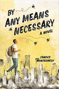 By any means necessary cover