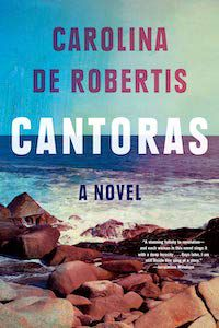 Cantoras by Carolina de Robertis book cover