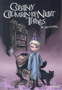 Courtney Crumrin and the Night Things from Kid-Friendly Halloween Comics | bookriot.com